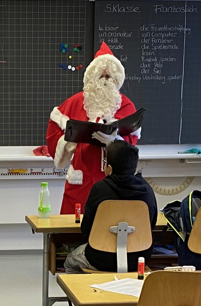 Kennenlernen klassenlehrer